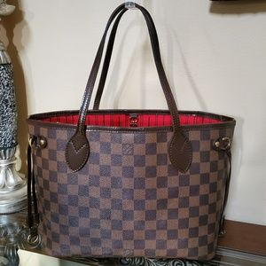 Authentic Louis Vuitton Neverfull pm